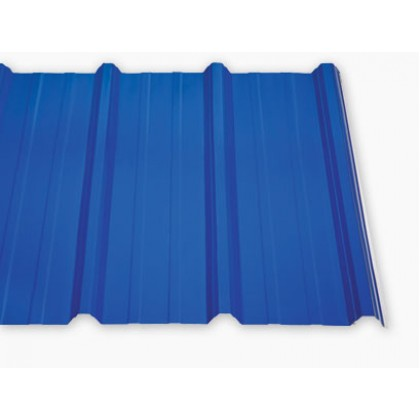 Metal Roofing (Blue/Red) - G32_8'(pcs)  (BA0005)